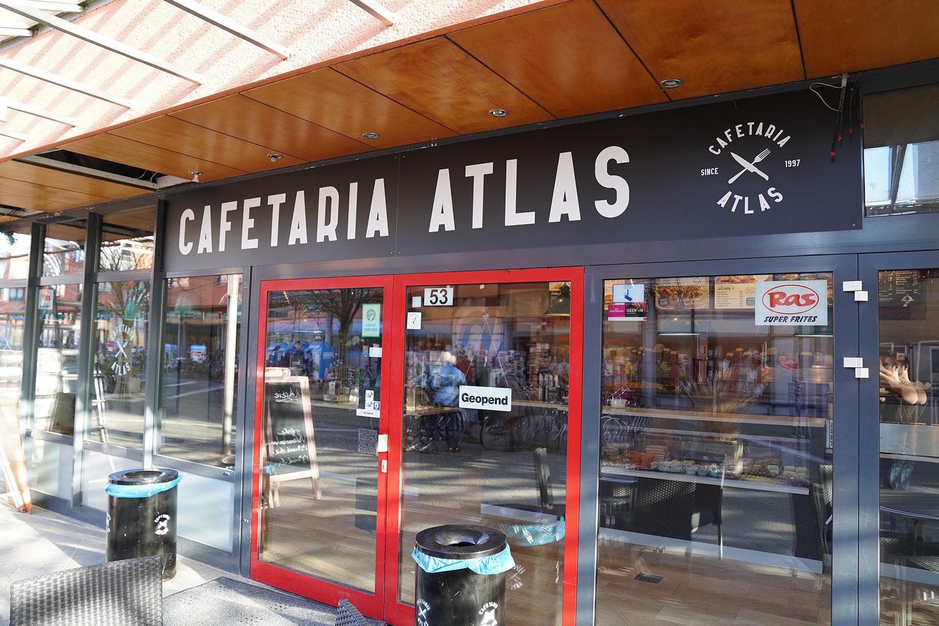 cafetaria atlas snackbar